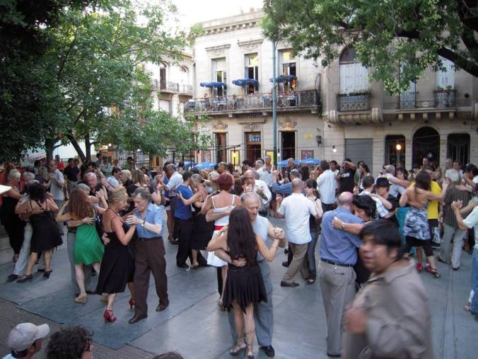 Feria de San Telmo- Tango in the Afternoon